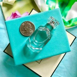❤︎ Tiffany & Co EDP Mini in box ❤︎